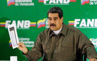 Nicolás Maduro EFE